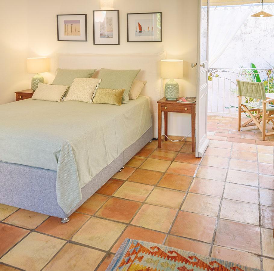 Maison Magdeleine - Master bedroom