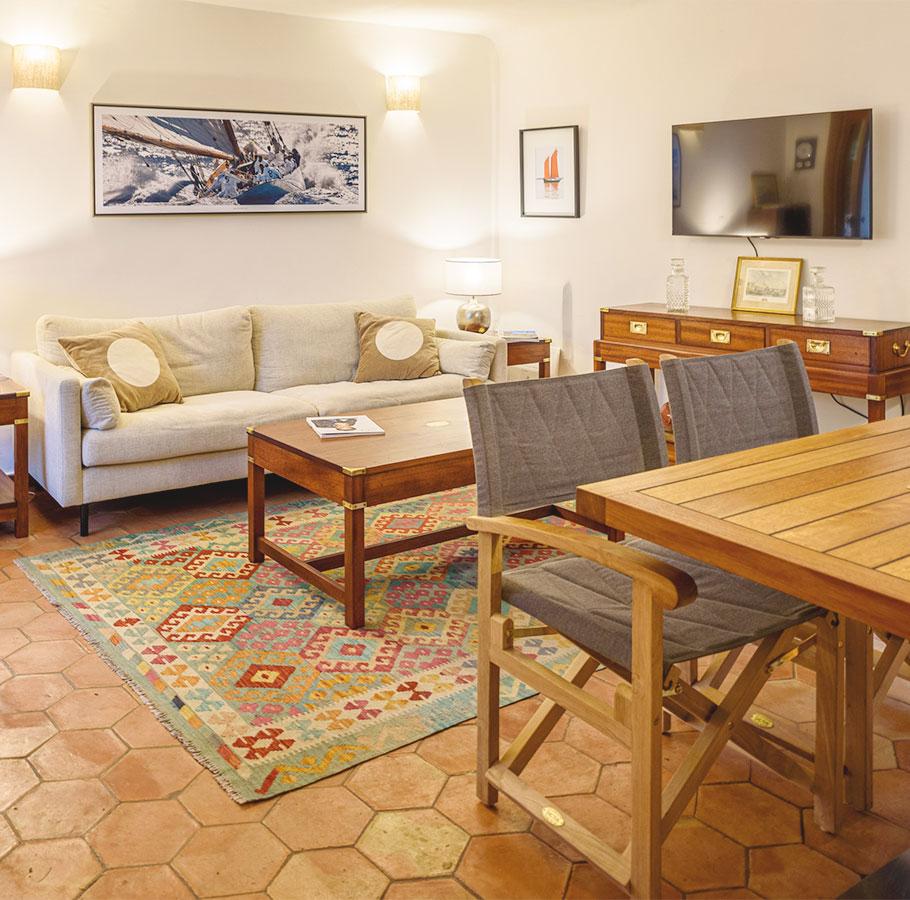 Maison Magdeleine - Nautical lounge